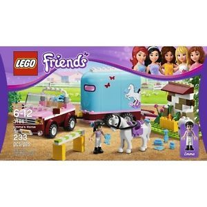 Lego® Friends Emma's Horse Trailer 3186 5702014733176