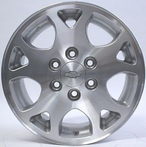 CHEVROLET SUBURBAN TAHOE 17 USED WHEELS CAR RIMS OEM PARTS ALLOY