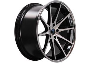 "22"" Dodge Charger R T SE SXT SRT8 Rohana RC10 Deep Concave Wheels Rims"