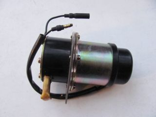 Carter P60409 Electric Fuel Pump Honda Accord Civic Carburetor Only