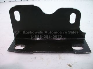Chevy GMC Pickup Truck Hood Lock Assembly Mount Bracket
