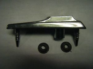 Dodge RAM Truck Hood Ornament Base Vintage
