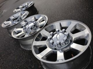 "20"" Ford F250 F350 King Ranch Factory Stock Wheels Rims 8x170 Powerstroke SD"