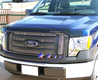 09 10 2009 2010 Ford F150 F 150 Billet Grille Grill