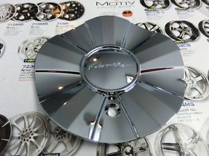 "Panther 17"" 18"" Chrome Wheel Center Cap EMR 299 Cap PCW 22"