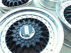 "Enkei EK 98s RS 92 BBs Style Wheels 15"" 4x108 Race Mesh 2 or 3 Piece Welded"