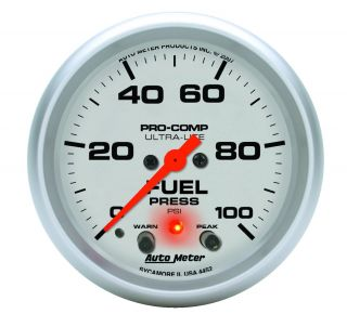 Auto Meter 4472 Ultra Lite Electric Fuel Level Gauge