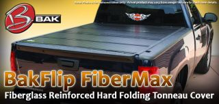 Bak Bakflip Fibermax Folding Tonneau Truck Bed Cover That Fits Lots of Trucks