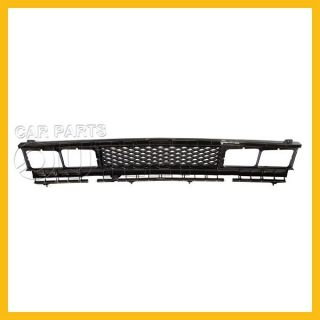 1983 1986 Nissan 720 Pickup Truck Front Grille Mat Black Plastic Deluxe King Cab