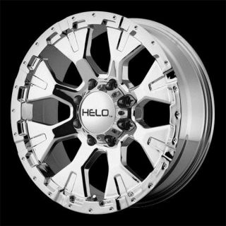 17 inch Chrome Wheels Rims Chevy GMC Sierra 6 Lug 1500 Truck Avalanche Yukon