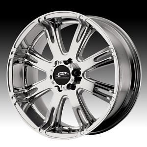 "20"" Ford F150 Chrome Wheels"