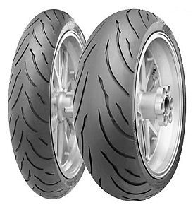 New Continental Conti Motion 120 70ZR17 Front Motorcycle Tire 120 70 17