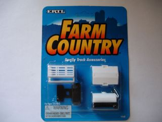 Ertl Toy Farm Country Dually Truck Pickup Accessories 1 64 NIP