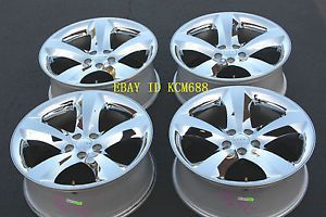 "4 2013 Factory Dodge Challenger RT 20"" Chrome Wheels Rims Charger Magnum"