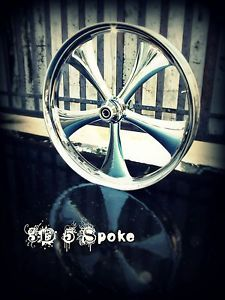 "21"" inch Custom Motorcycle Wheel Rim for Kawasaki Vulcan 2000 1700 900 Chrome"
