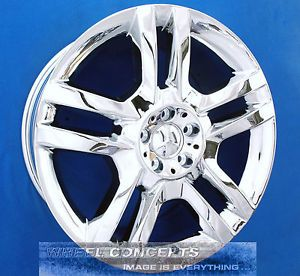 "Mercedes GL450 20 inch Chrome Wheel Exchange GL 450 4MATIC 4 Matic SUV 20"" Rims"