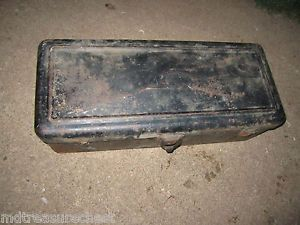 Ford Model A T Running Board Tool Box Hot Rat Rod