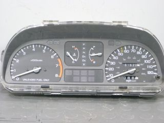 Honda Civic Instrument Cluster