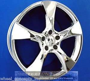 "Mercedes CLS550 19 inch Chrome Wheels Factory 19"" Rims CLS 550 New 218 Body"