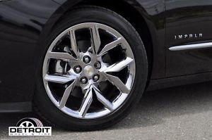 "19"" Chevrolet Impala PVD Chrome Wheels Rims Factory Wheels 2014'"