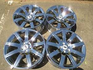"20"" Ford Edge OEM Wheel"
