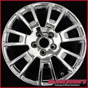"08 09 10 11 Cadillac STS 18"" 5x115mm Chrome Wheel Used Factory Rim 4631"