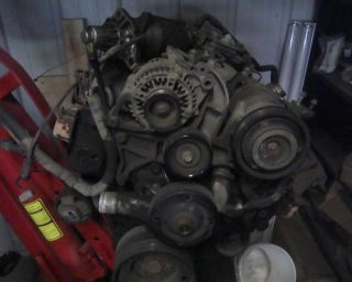 Dodge Jeep Chrysler 318 Engine Complete Used