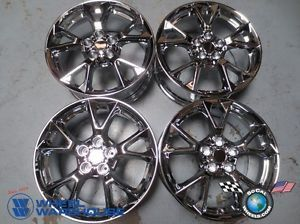"Four 12 13 Nissan Maxima Factory 18"" Chrome Wheels Rims 62582 Altima"