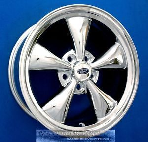 "Ford Mustang GT 17"" Chrome Wheel Exchange 17x8 Rims New"