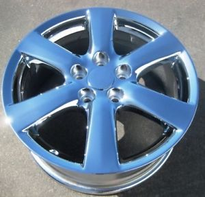 "4 New 17"" Factory Toyota RAV4 Chrome Wheels Rims Exchange Your Stock"