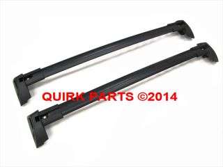2007 2014 Chevrolet Tahoe GMC Yukon Roof Mounted Luggage Cross Rails New