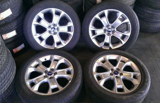 "18"" Ford Escape Hyper Painted Wheels Tires 235 50R18 Continental Tires 3944"