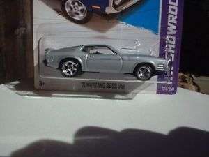 Hot Wheels 71 Mustang Boss 351