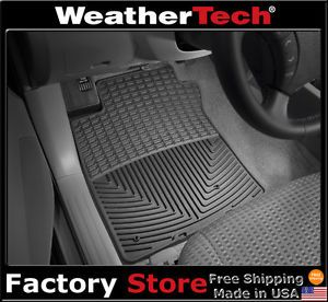 Weathertech® All Weather Floor Mats Toyota 4Runner