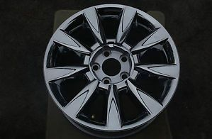 2010 2011 2012 Lincoln MKZ Chrome Wheel Excellent Condition