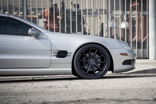 Mercedes Benz S500 Rims