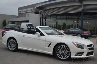 Mercedes Benz Takeoff Wheels SL550 2014