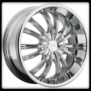 20x8 5 Cruiser Alloy 912C Shadow 5x4 5 5x112 Mercedes Audi A6 Chrome Wheels Rims