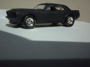 Hot Wheels 2012 '67 Ford Mustang Custom Wheels R R Loose