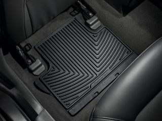 Weathertech® All Weather Floor Mats 2005 2011 Volvo V50 Black