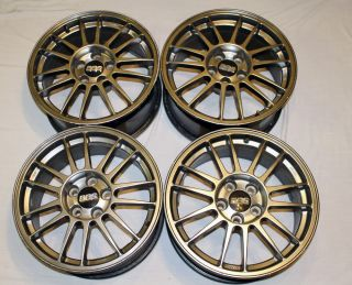 Lancer Evolution EVO VIII IX BBs SE 17'' Wheels Rims Mitsubishi 5x114 3