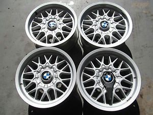 Style 29 BBs Wheels Center Caps 328i 528i Series E46 M3 5x120 Rims BMW