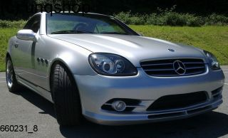 Mercedes SLK R170 Front Bumper with Foglights Part of Body Kit Bodykit