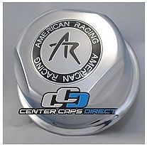 4 Pack Four CMC9007 1307100s 1307100s American Racing Wheels Chrome Center Cap