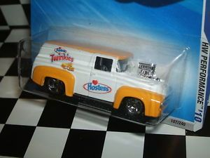 "Hot Wheels 1956 Ford F100 ""Hostess Twinkie"" Custom"