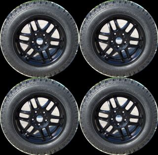 "New 20"" 2007 2013 Toyota Tundra BBs Wheels with BFGoodrich Tires Set of 4"