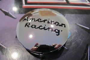 American Racing AR883 Maverick Wheel Chrome Center Cap