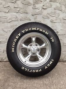 American Racing Torque Thrust Wheels w Mickey Thompson Tires 65CORVETTE Stingray