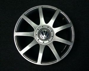 Set of 4 VW Volkswagen Wheels 8 5x18 ET35 Universal Lug Audi RS6 Replica