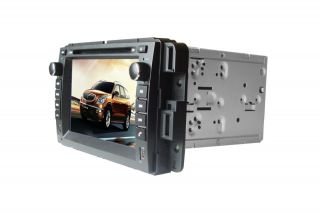In Dash Radio DVD GPS Navigation Player for Chevrolet Silverado Impala 2006 2010